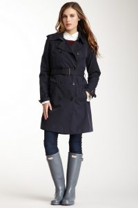 Black Trench Coat Women