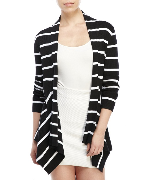 [5 WAYS TO WEAR] A BLACK & WHITE STRIPED SWEATER