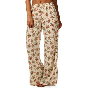 Floral Palazzo Pants Images