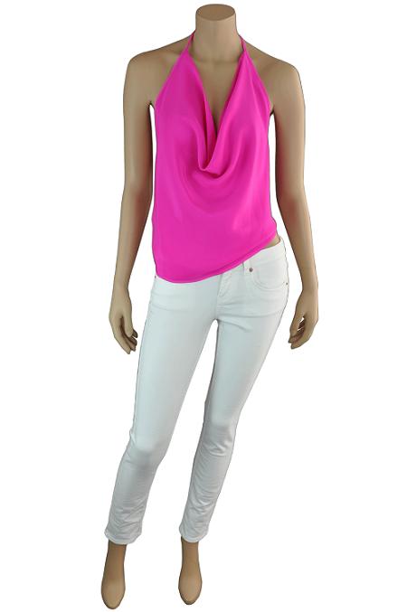 Pink Halter Top Wardrobemag Com