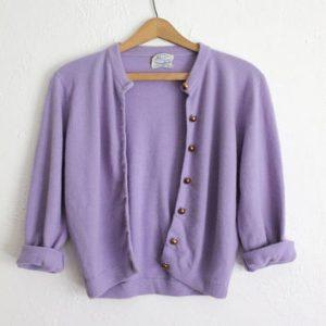 Lavender Cardigan Pictures