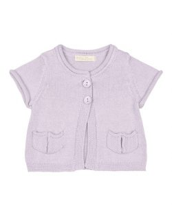 Lavender Cardigan Toddler