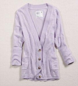Lavender Cardigans
