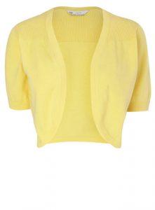 Lemon Yellow Shrug