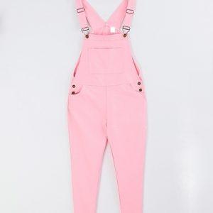 Light Pink Overalls
