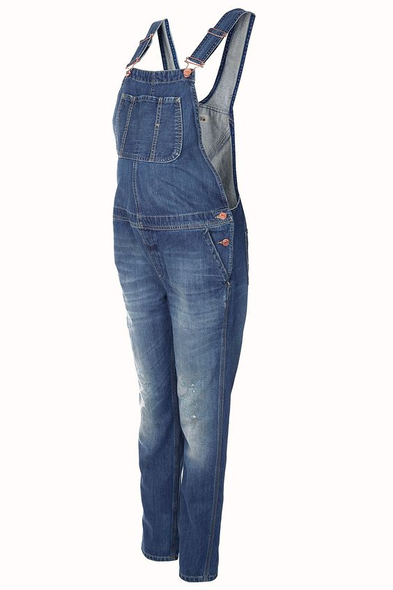 Overalls Are Making A Comeback As The Latest Fashion Trend: Maternity Overalls