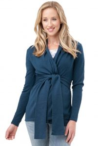 Maternity Wrap Cardigan