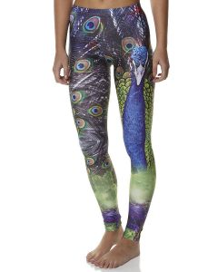 Peacock Leggings Pictures