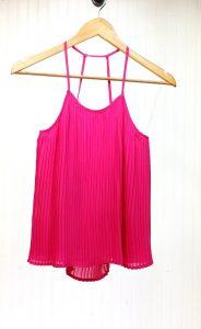 Pink Halter Top Pictures