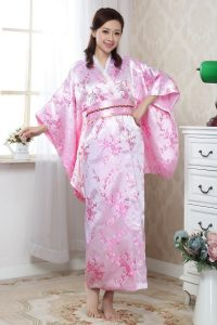 Pink Kimono Images