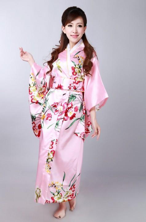 Pink Kimono Wardrobemag Com