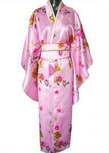 Pink Kimonos