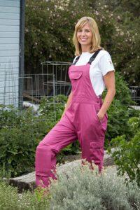 Pink Overalls Women