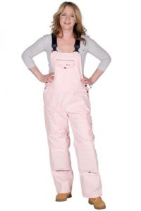 Pink Overalls for Women