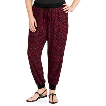 famous designer brand great look exclusive shoes Plus Size Joggers   WardrobeMag.com
