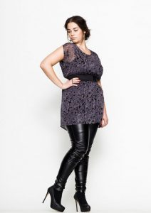 Plus Size Leather Leggings Images