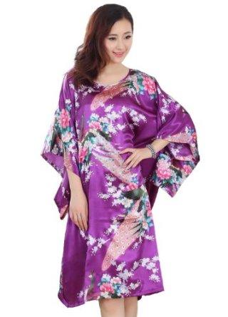 Maxi Kimono Dress