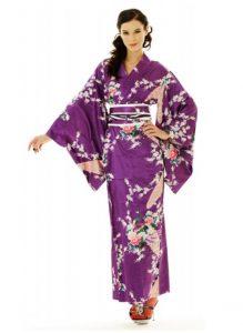 Purple Kimono Images