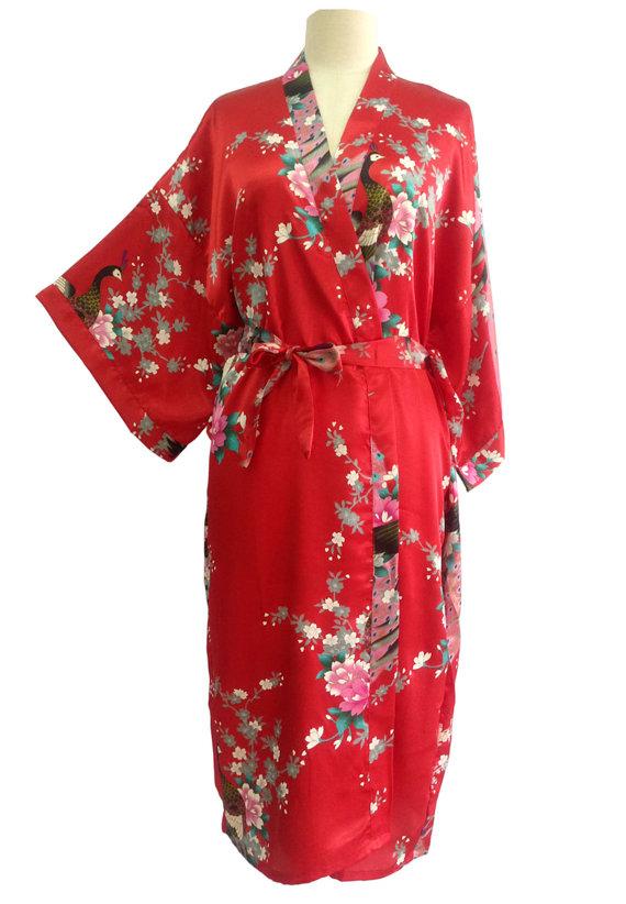 Kimono Short Robe