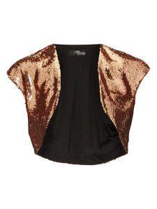 Sequin Shrug Pictures