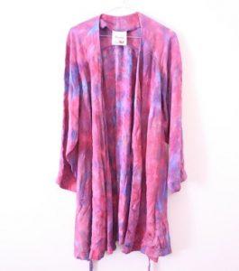 Tie Dye Kimono Images