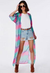 Tie Dye Kimonos