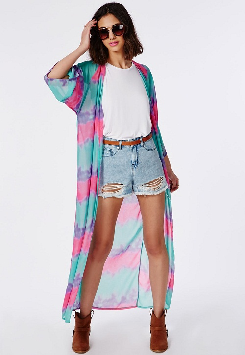 Kimono Tops Plus Size