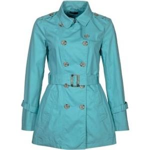 Trench Turquoise Coat