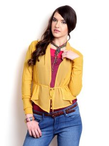 Yellow Shrug Pictures