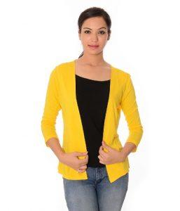 Yellow Shrugs