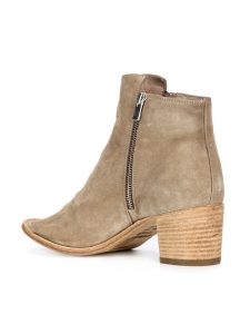 Beige Ankle Boots Images