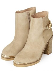 Beige Ankle Boots Pictures