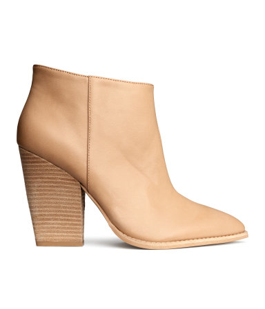 Free shipping BOTH ways on Ankle Boots and Booties, Beige, from our vast selection of styles. Fast delivery, and 24/7/ real-person service with a smile. Click or call