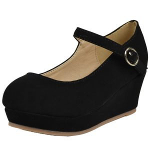 Mary Jane Shoes Platform