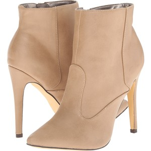 Beige Ankle Boots - Cr Boot