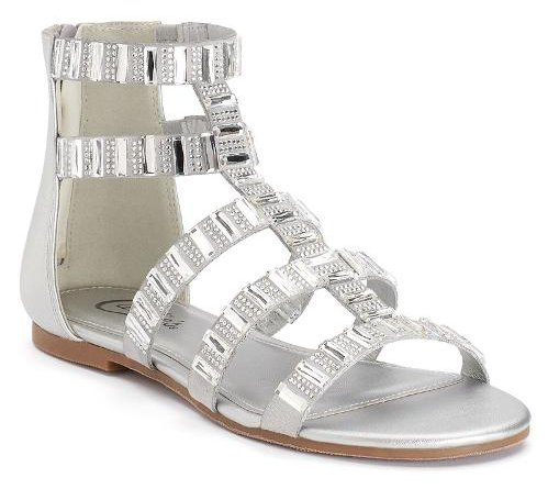 d5ad8551fdf Silver Gladiator Sandals Womens Silver Gladiator Sandals