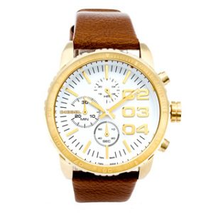 Brown Leather Watch Womens Images