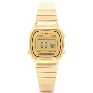 Casio Digital Watch Gold