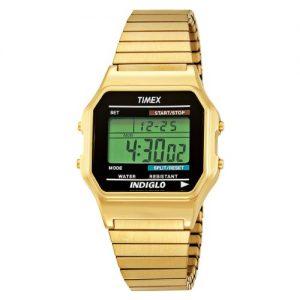 Gold Watch Digital