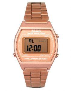 Rose Gold Digital Watch