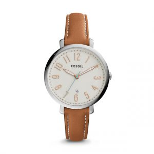 Womens Brown Leather Watches