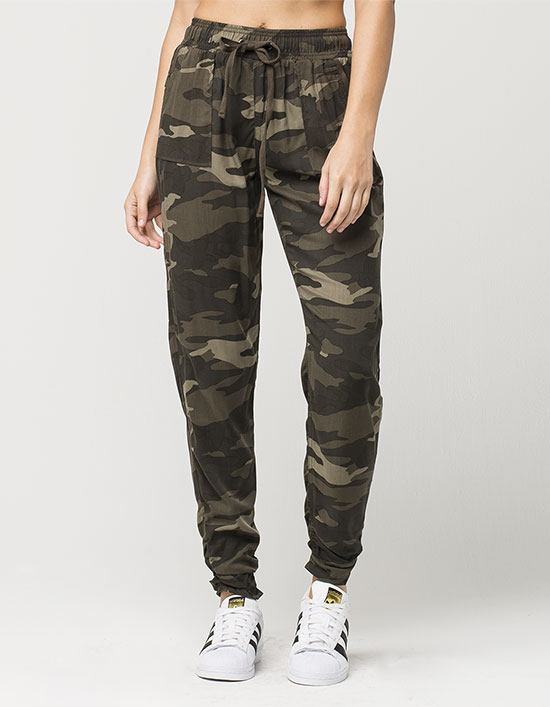 Lastest Hottest Women Army Fatigue Baggy Pants Cargo Pants Sports Wear Mens Camouflage Cargo Trousers ...