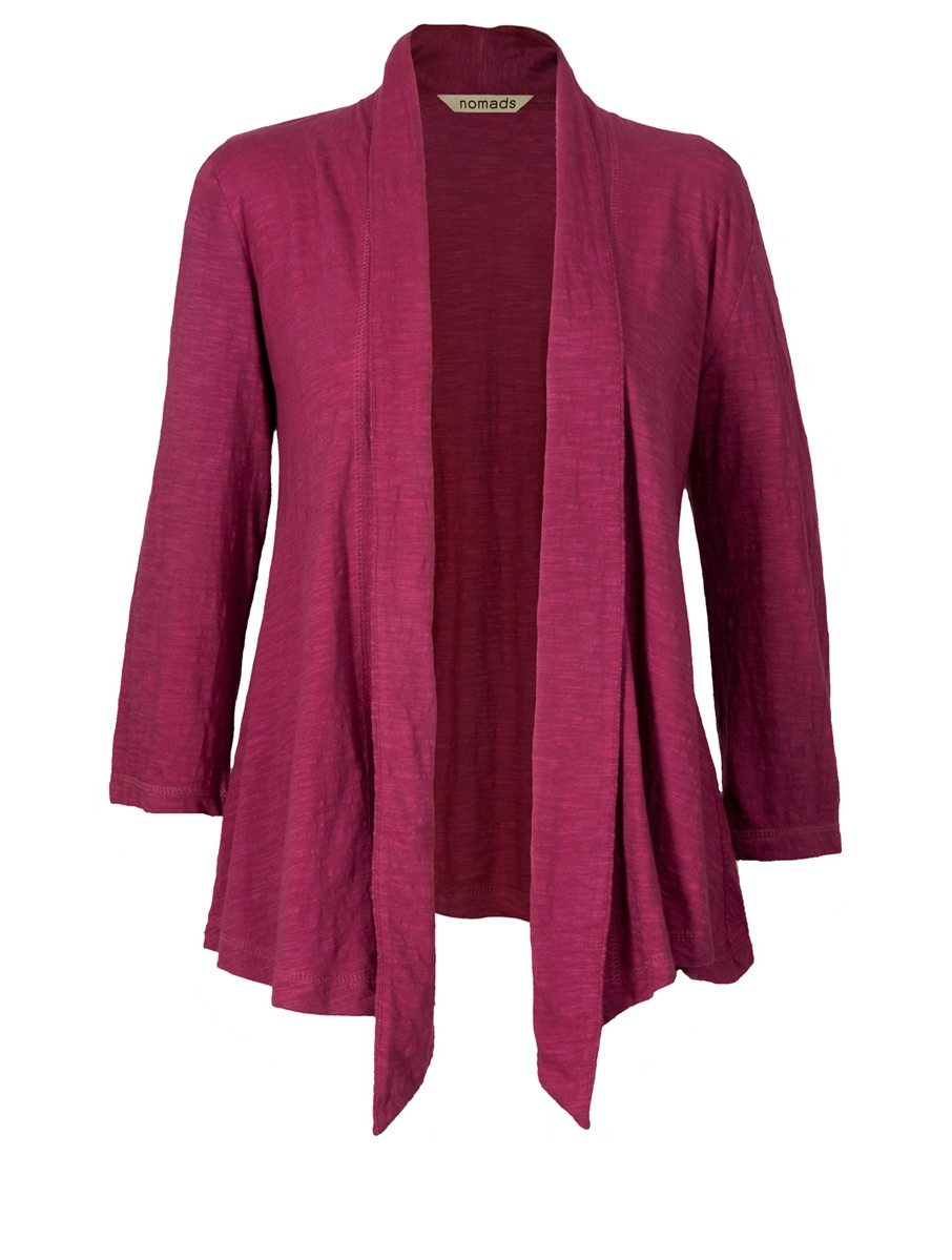 drapes no heavyweight wool women or cardigan buy online s purple zips raisin fastenings with drape hero