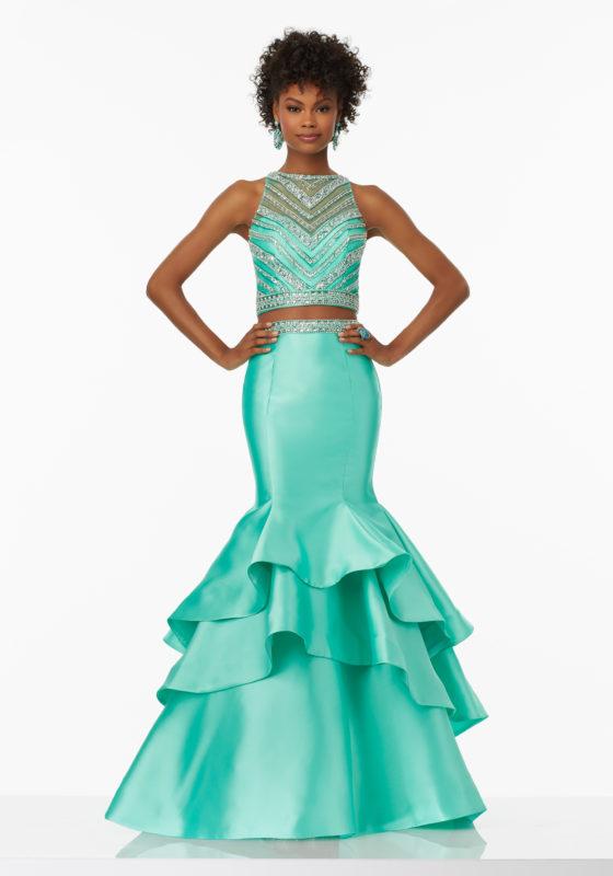Halter Top Prom Dresses | Wardrobe Mag