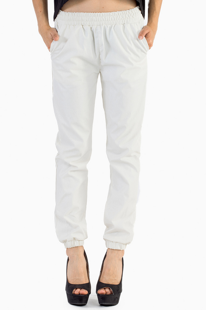 Looking for women's joggers in a variety of styles and colors from top brands such as adidas, John Galt, Champion, and more? John Galt Side Stripe White/Blue Jogger Pants $ John Galt Malibu Jogger Pants $ John Galt Malibu Jogger Pants $ Volcom Lil Fleece Pants $ More colors.