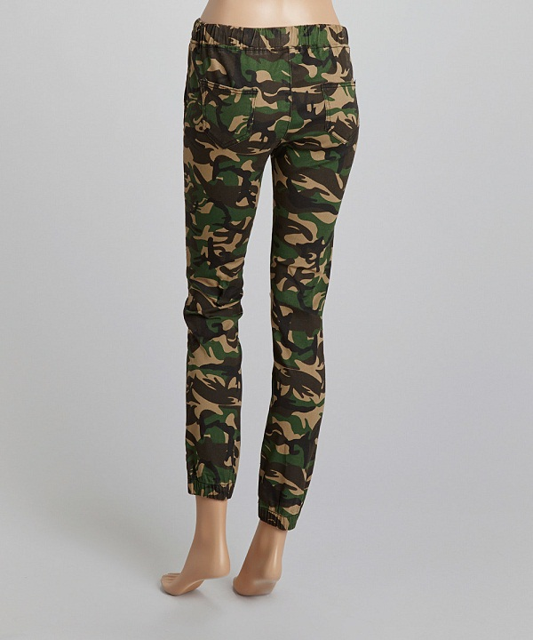 Elegant Womens Sports Baggy Army Camo Pattern Running Gym Jogging Sweatpants Trousers | EBay