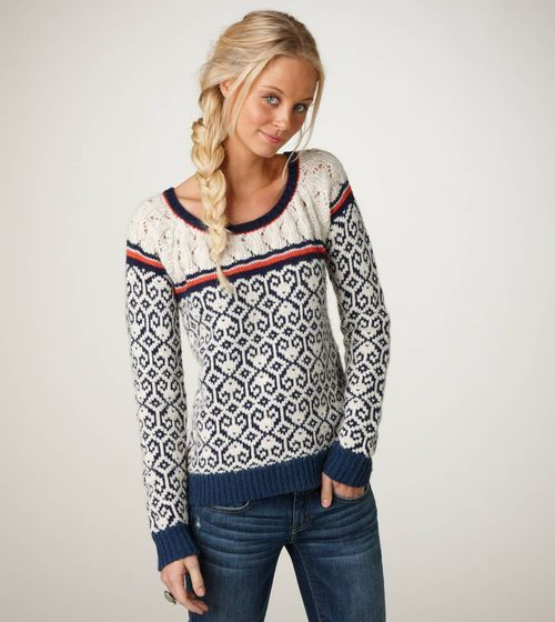 Fair Isle Cardigan | Wardrobe Mag