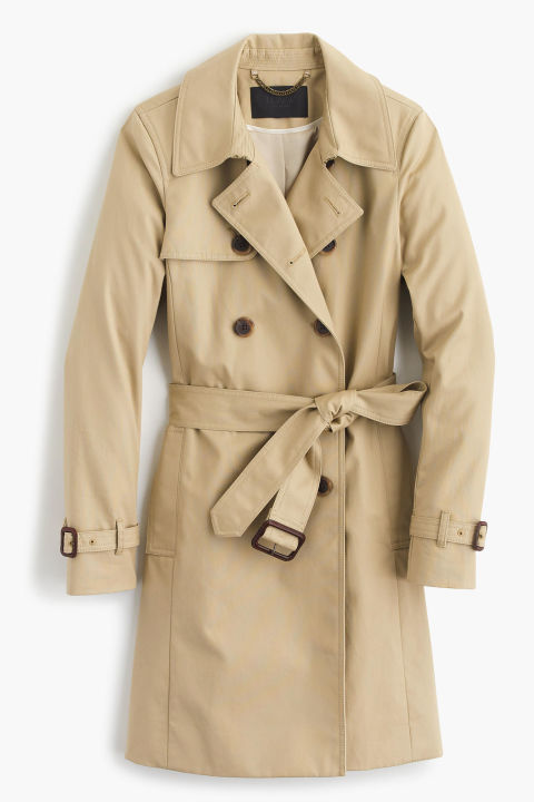 cheaper 85363 19093 Beige Trench Coat | WardrobeMag.com