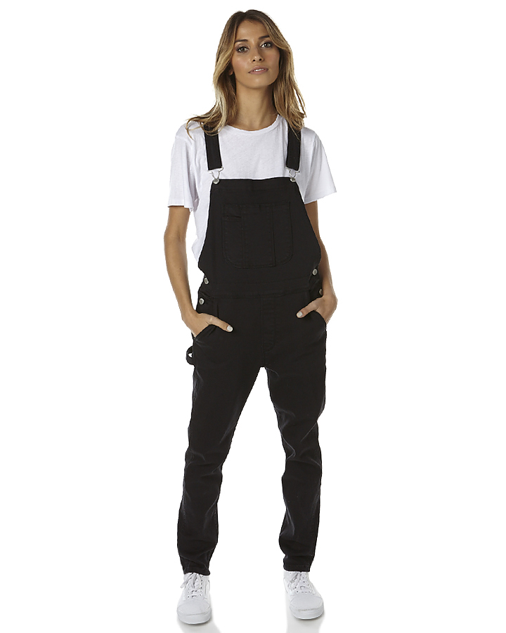 Black Overalls Wardrobemag Com