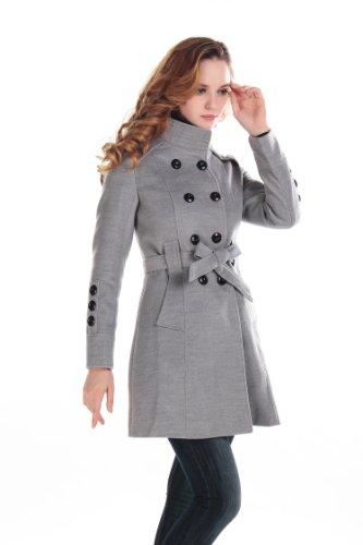 Grey Trench Coat Wardrobemag Com